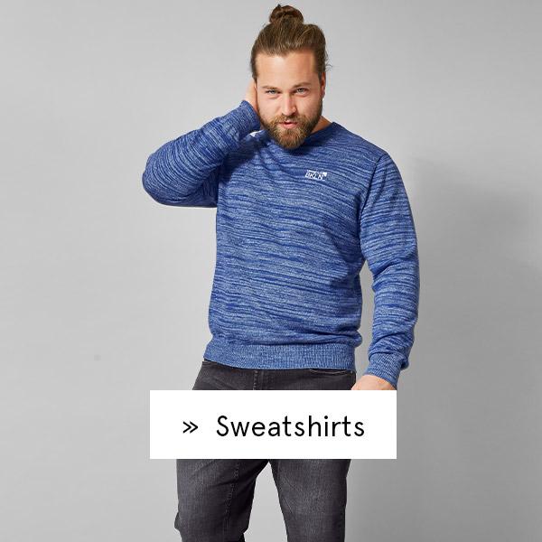 Sweatshirts voor heren